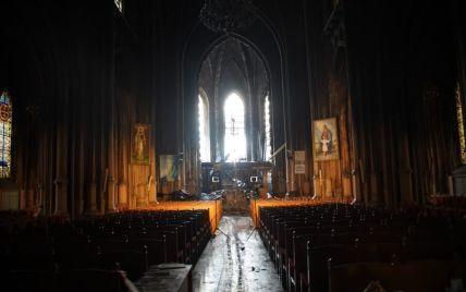 Українські бізнесмени зібрали вже 18 мільйонів гривень на відновлення костелу Святого Миколая