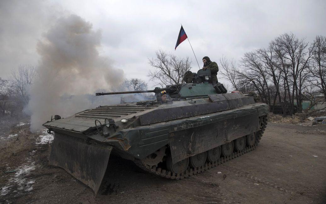 Путин планирует захватить Левобережную Украину / © Reuters