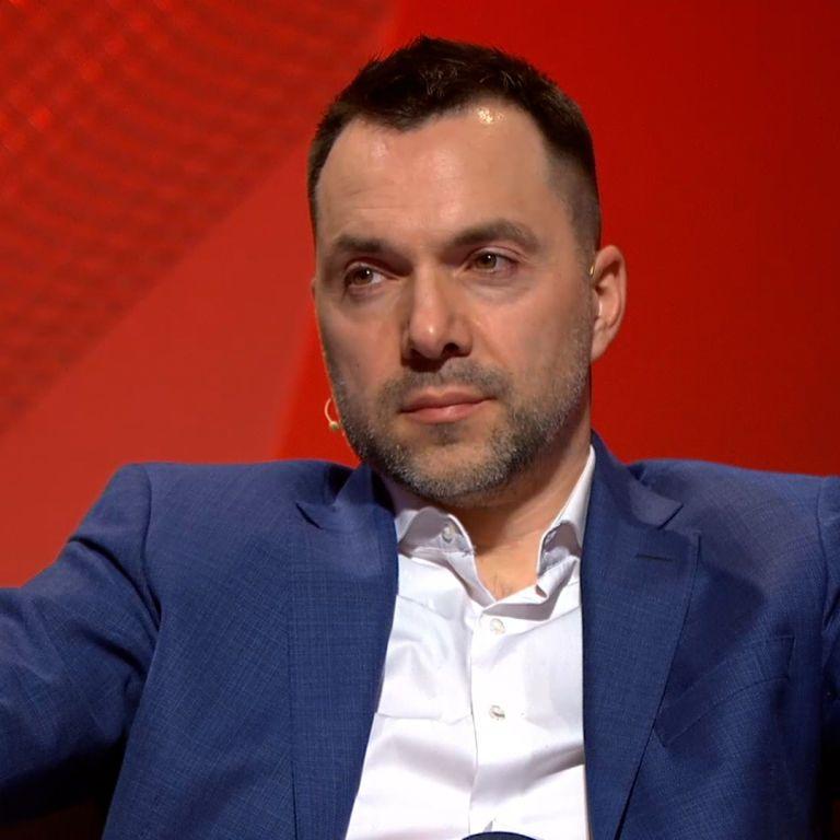 Арестович розповів, скільки осіб потрапило до списків на обмін полоненими з українського боку