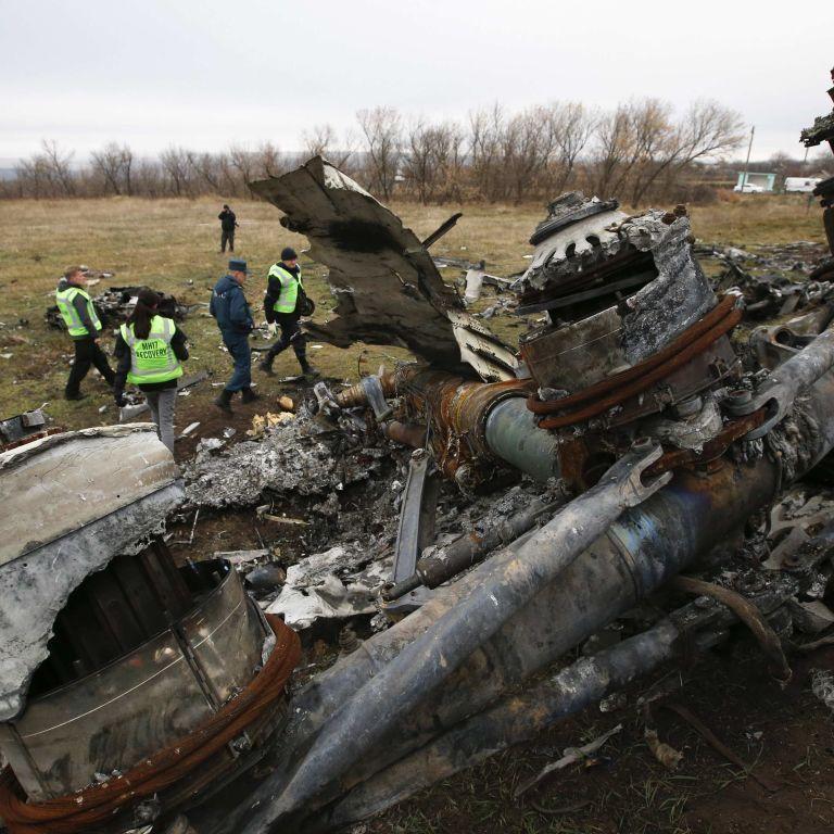 Авторы официального доклада по МН17 едут в Киев