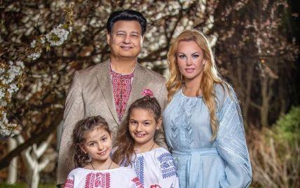 Камалия нежно поздравила своих двойняшек с 8-летием