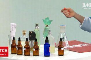 Новости Украины: парфюмер в студии ТСН поделится модными тенденциями ароматов лета