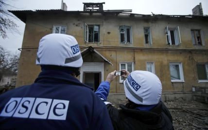 В ОБСЄ заявили про загострення ситуації на Донбасі та збільшення кількості обстрілів