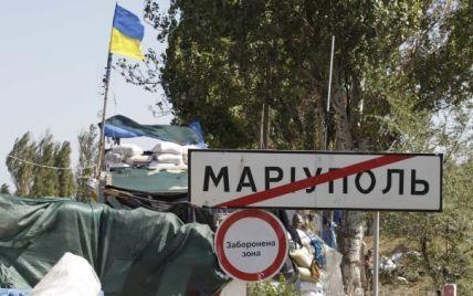 Під час обстрілу блокпостів під Маріуполем загинув український військовий