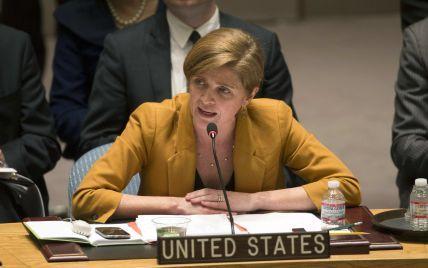 Постпред США в ООН приедет в Украину