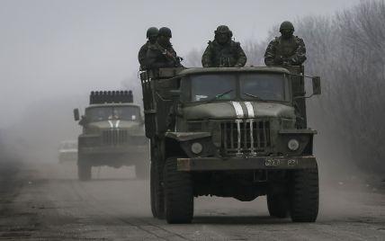 Боевики используют перемирие, чтобы восстановить свою боеспособность. Карта АТО