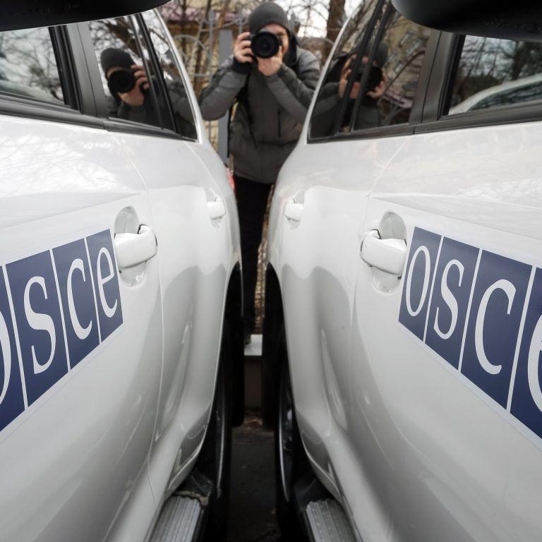 В ОБСЕ предупредили о серьезном ухудшении ситуации на Донбассе