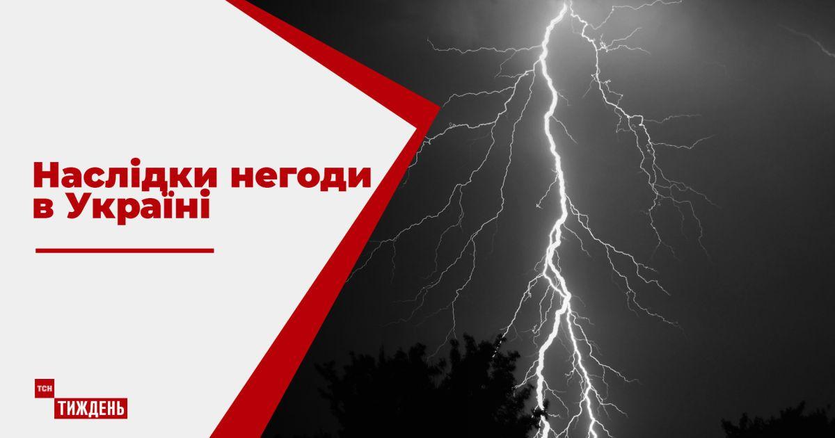 Непогода в Украине: почему климатические аномалии становятся обыденностью