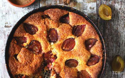 Знаменитий сливовий пиріг з The New York Times: кумедна історія його популярності і рецепт