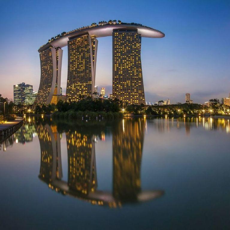 Сингапур выплатит каждому жителю до $ 200 премии за экономическое развитие государства
