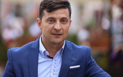 """""""Треба політична воля"""". Зеленський назвав свої пріоритети на посаді президента у разі перемоги на виборах"""