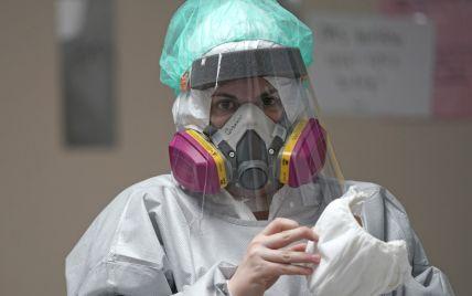 У США показник захворюваності на коронавірус перевищив пік минулого літа