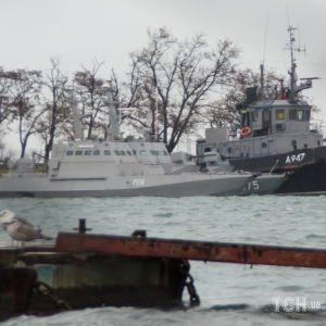 """""""Міні-Меркель"""" пропонує блокувати судна РФ з Азовського моря через захоплення українських моряків"""