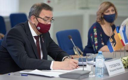 Молдова відкликала свого посла з Росії після секс-скандалу