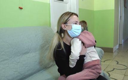 """""""Это был шок"""": мама рассказала, как началась болезнь 5-летней дочери, которой """"ковид"""" поразил 80% легких"""