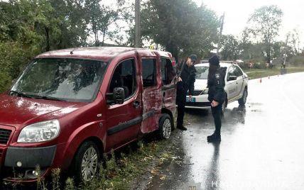 В Черниговской области водитель фуры скрылся с места серьезного ДТП