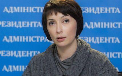 """Экс-министра юстиции Лукаш """"похитили"""" из ее дома - адвокат"""