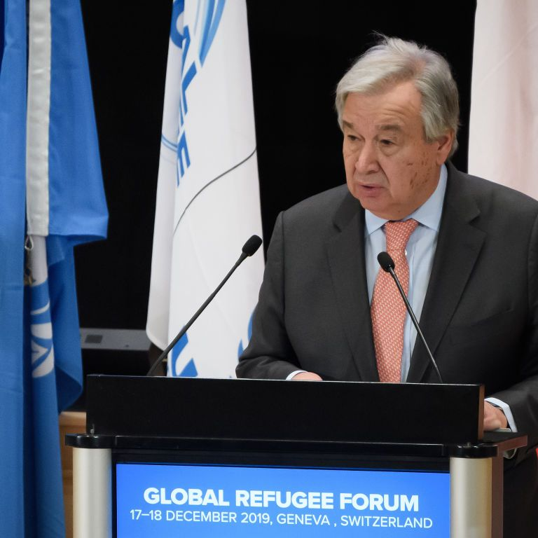 Эскалация ситуации на Донбассе: генсек ООН призвал страны проявлять сдержанность в действиях и даже в заявлениях
