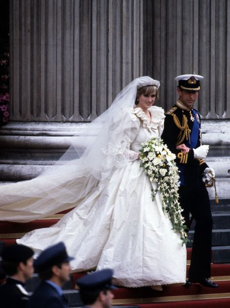 Свадьба принцессы Дианы и принца Чарльза / © Getty Images