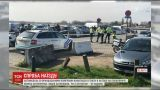 В бельгийском Антверпене задержали мужчину, который пытался въехать машиной в толпу