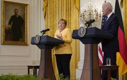 """Зустріч Меркель і Байдена: що говорили про Україну та російський """"Північний потік-2"""""""