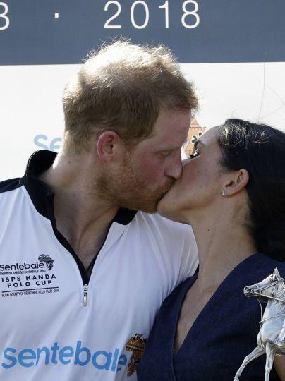 Меган и Гарри / © Associated Press