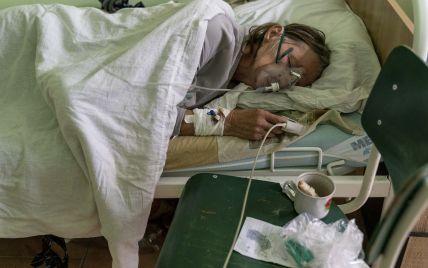 У Києві розгорнули майже 2,8 тисячі ліжок для хворих на COVID-19