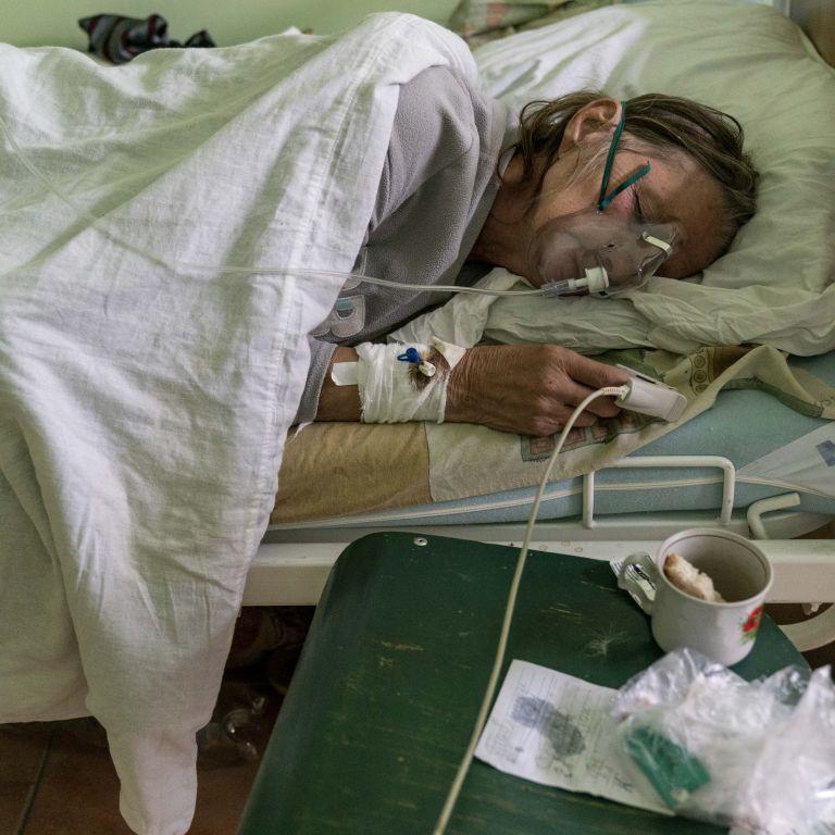 В больницах кислорода всем не хватит — врач-инфекционист