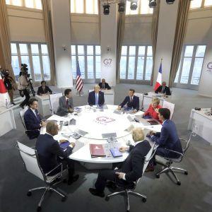 Трамп посварився з іншими лідерами країн G7 через бажання повернути Росію – The Guardian