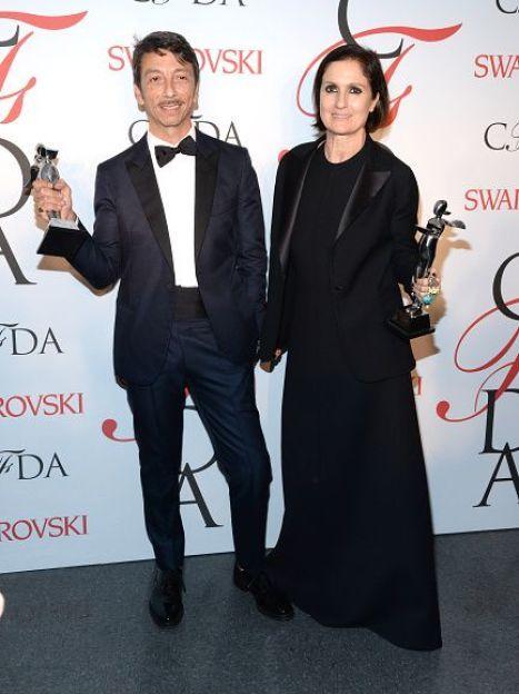 Мария Грация Кьюри и Пьерпаоло Пиччоли / © Getty Images