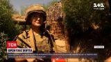 Новости с фронта: как украинские бойцы переживают жару на Приазовье