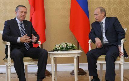 Перед зустріччю Путіна та Ердогана Росія посилила удари в Сирії, Туреччина відправила підкріплення