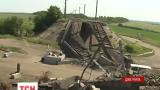 На Донбассе боевики устроили мощный обстрел газопровода