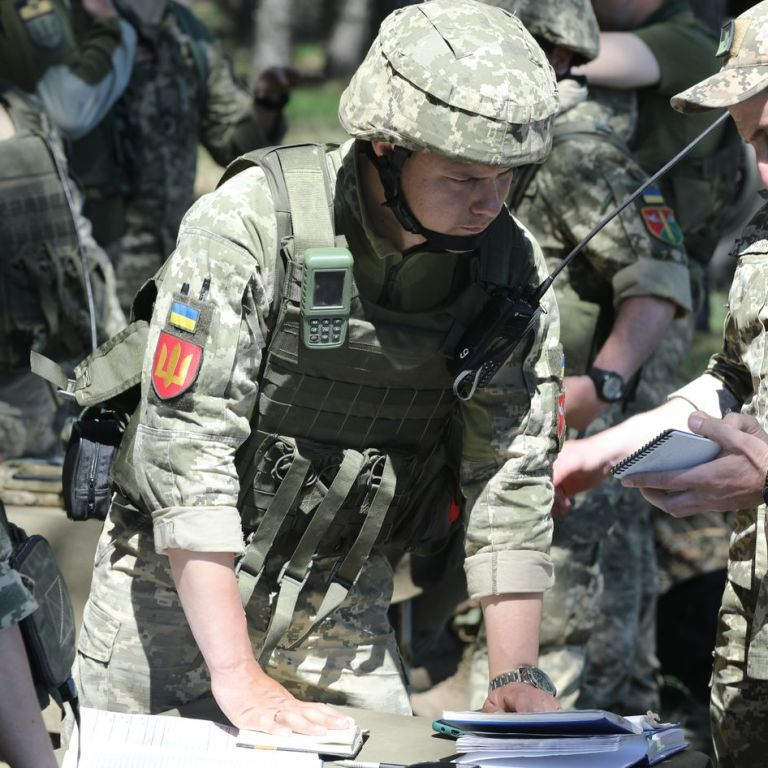 В Україні запрацював сайт системи національного спротиву