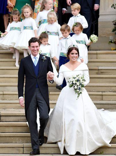 Принцеса Євгенія і Джек Бруксбенк / © Reuters