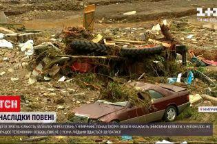 Новости мира: более 1000 немцев считаются пропавшими без вести из-за наводнения в стране
