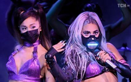 Триумф Леди Гаги и выступления звезд в масках: как прошла MTV Video Music Awards 2020 в условиях пандемии
