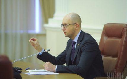 """Яценюк подготовил парламентской коалиции """"сюрприз"""", если его правительство отправят в отставку"""