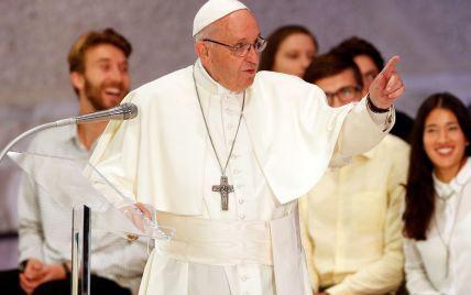 Папа Римський звинуватив Сатану в секс-скандалах, які сколихнули церкву