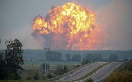 Ворожа диверсія: Венедіктова назвала причину вибухів на арсеналі в Калинівці