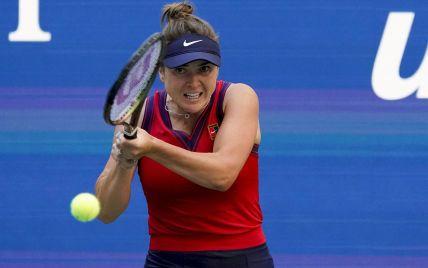 Все решил тай-брейк: Свитолина отдала путевку в полуфинал US Open 19-летней сенсации