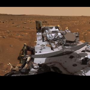 """NASA опублікувало """"марсіанську пісню"""": як звучить Червона планета"""