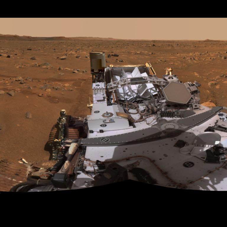 """NASA опубликовало """"марсианскую песню"""": как звучит Красная планета"""