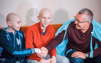 Миллион на добрые дела - Благотворительный Фонд Владимира Мунтяна