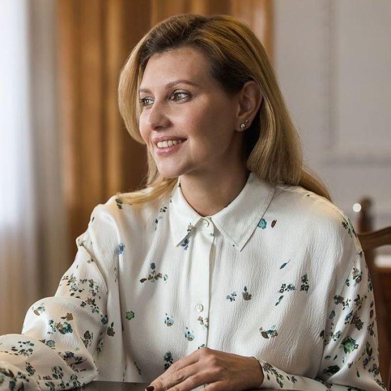"""""""Біля нього завжди небезпека"""": Олена Зеленська переконана, що її чоловік """"лізе на рожон"""""""