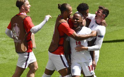 Помста за півфінал Чемпіонату світу: збірна Англії перемогла Хорватію на Євро-2020