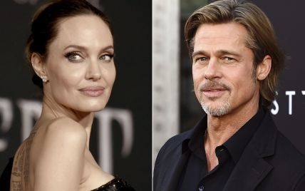 Возмущенная Анджелина Джоли недовольна решением суда по делу по опеке над детьми