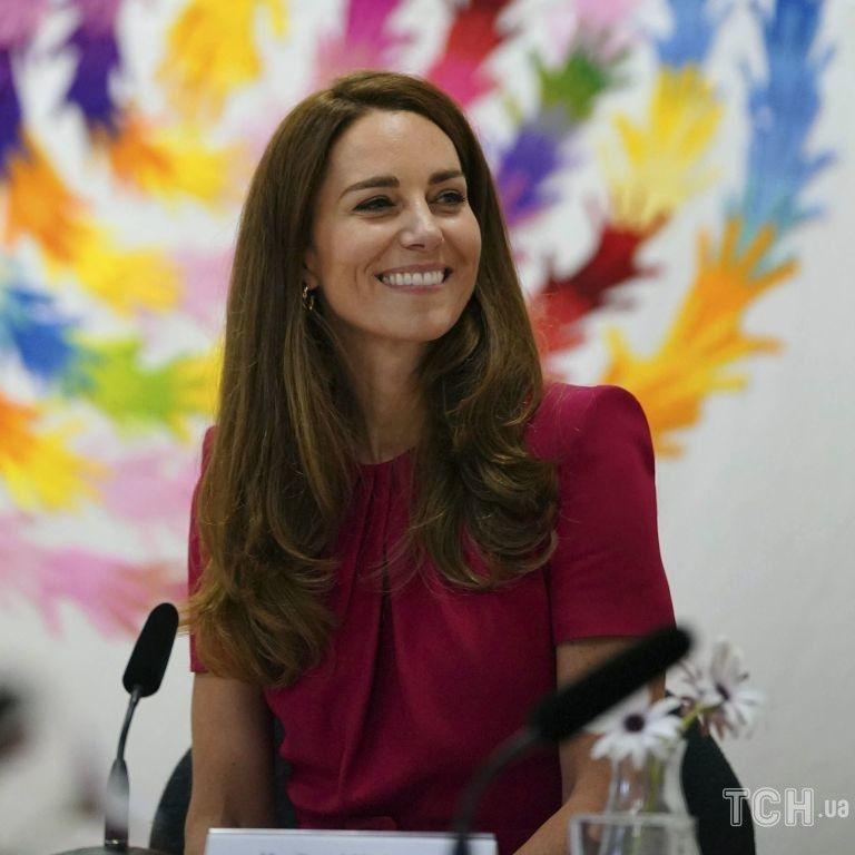 Чекає на зустріч: Кейт вперше прокоментувала народження дочки Меган і Гаррі