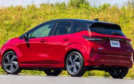 Одна из компактных моделей Nissan вызвала невероятный ажиотаж на рынке