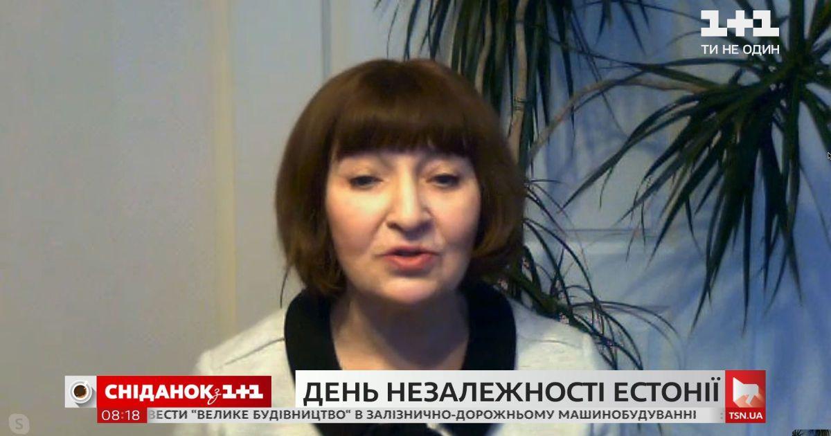 Українка з Естонії про святкування Дня незалежності та як в країні проходить вакцинація